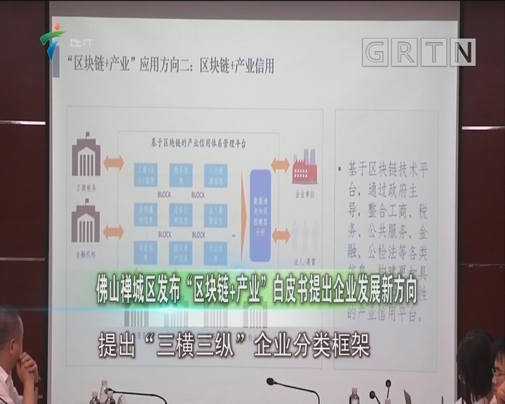 """佛山禅城区发布""""区块链+产业""""白皮书提出企业发展新方向"""