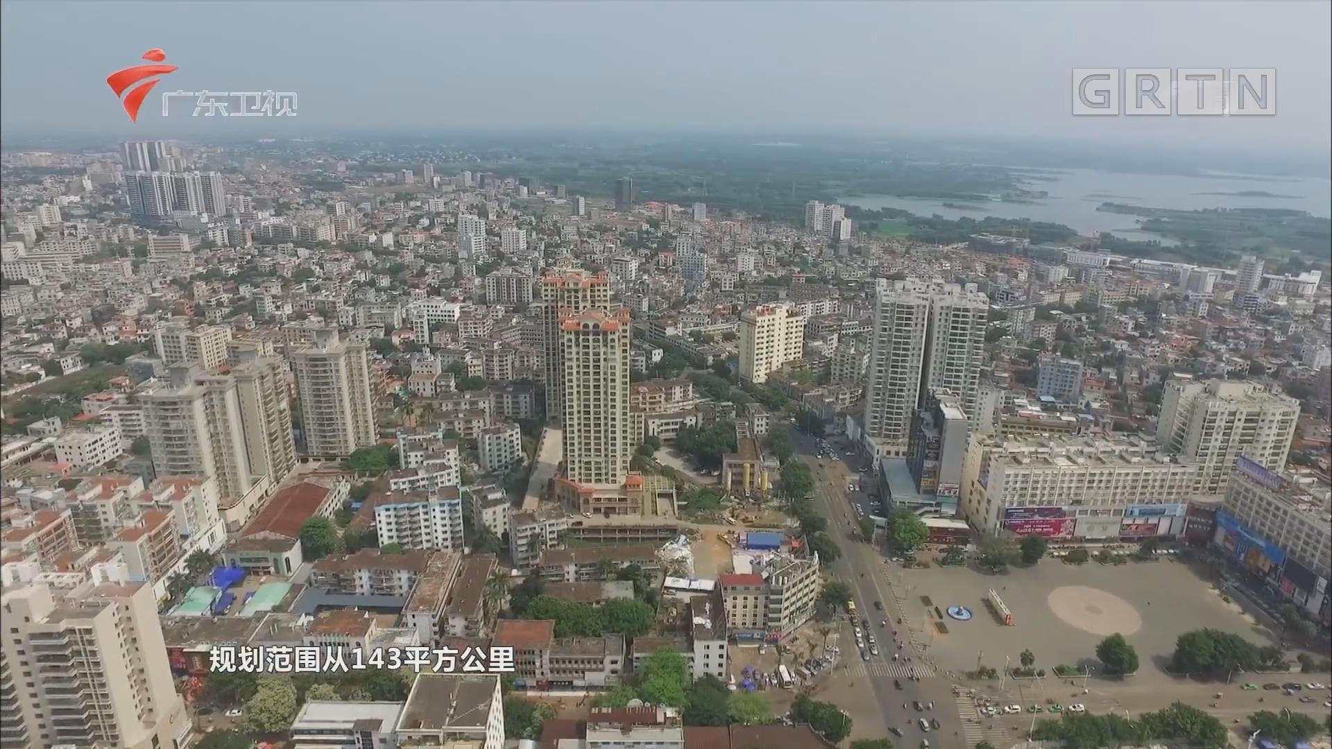[HD][2018-10-13]广东视窗:湛江:徐闻加快建设广东对接服务海南岛的南门户城市