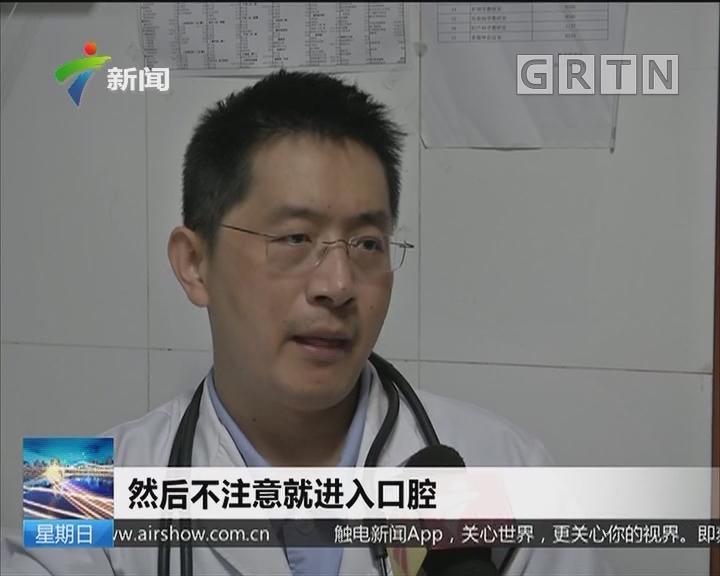 广州:近期诺如病毒高发 勤洗手勿吃生冷