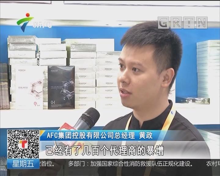 首届中国国际进口博览会:进博会新奇商品受热捧