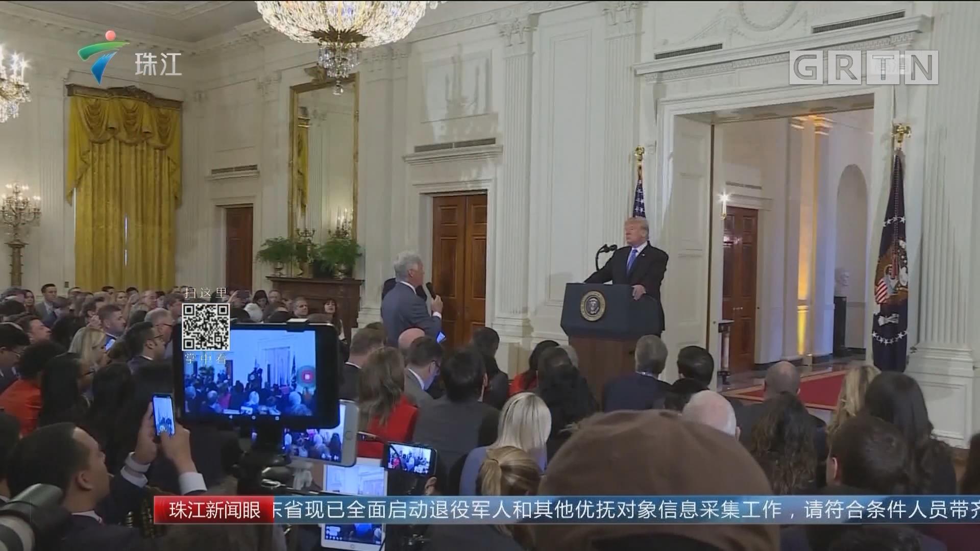 特朗普暂不会与普京举行双边会晤