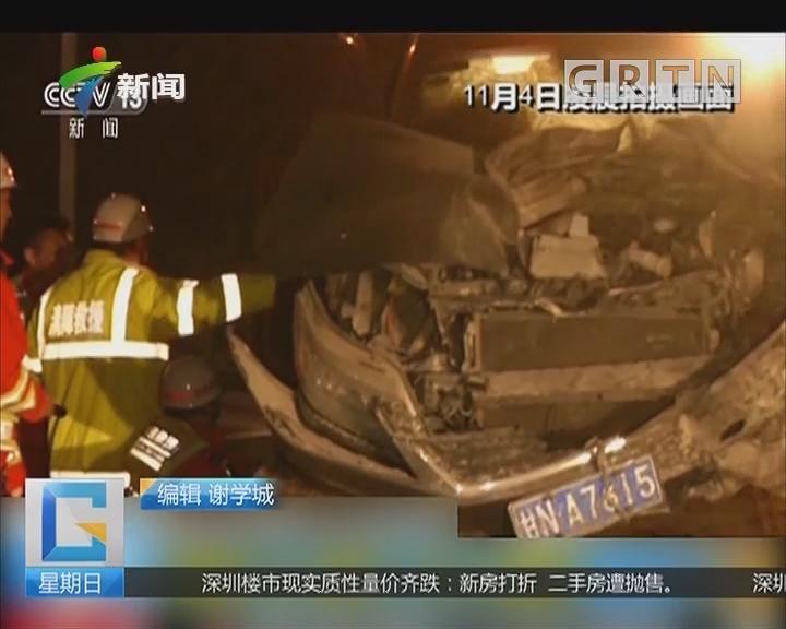 痛心!兰海高速兰州南收费站交通事故已致15死44伤