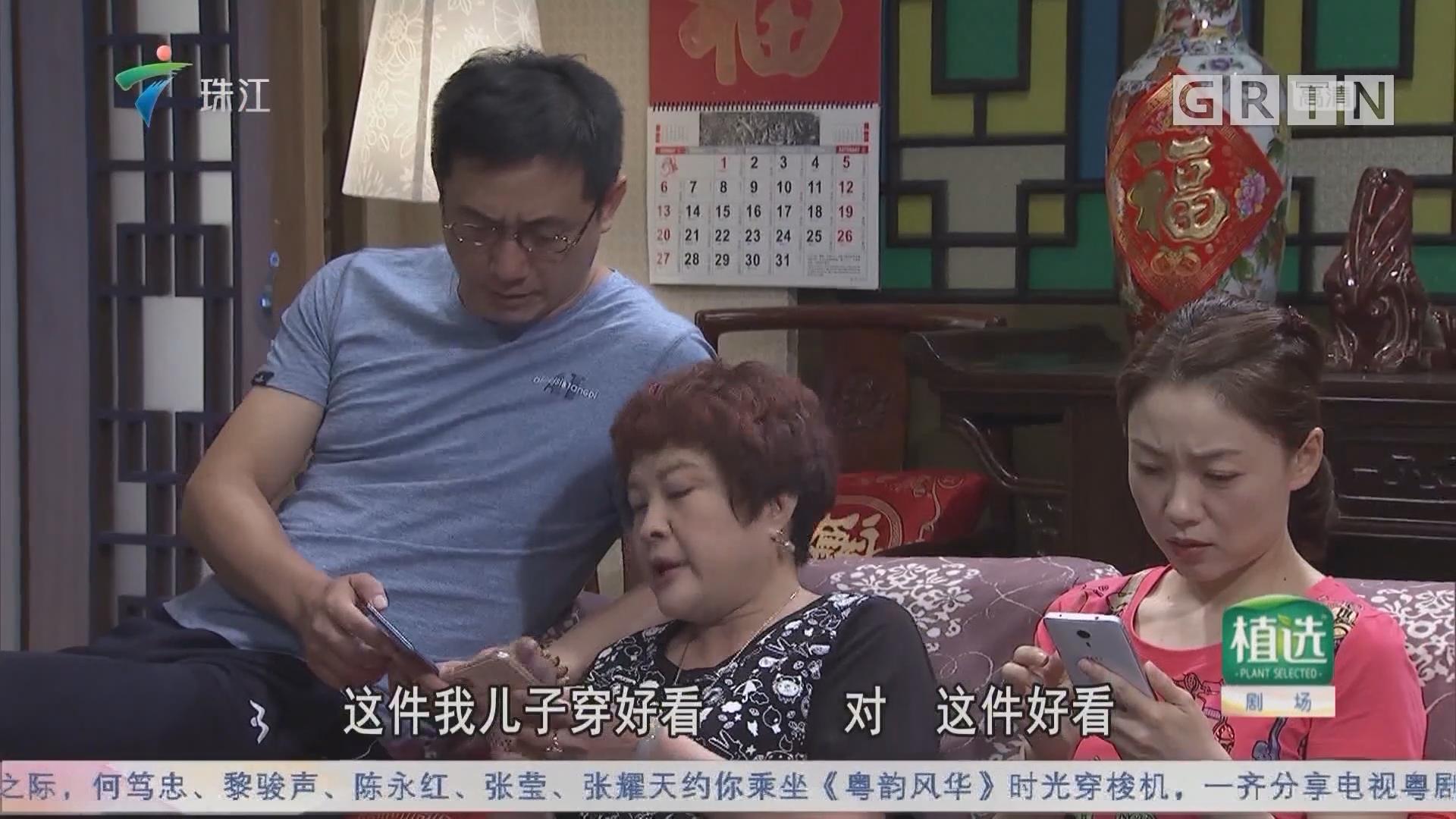 [HD][2018-12-08]外来媳妇本地郎:冤家初聚头(下)