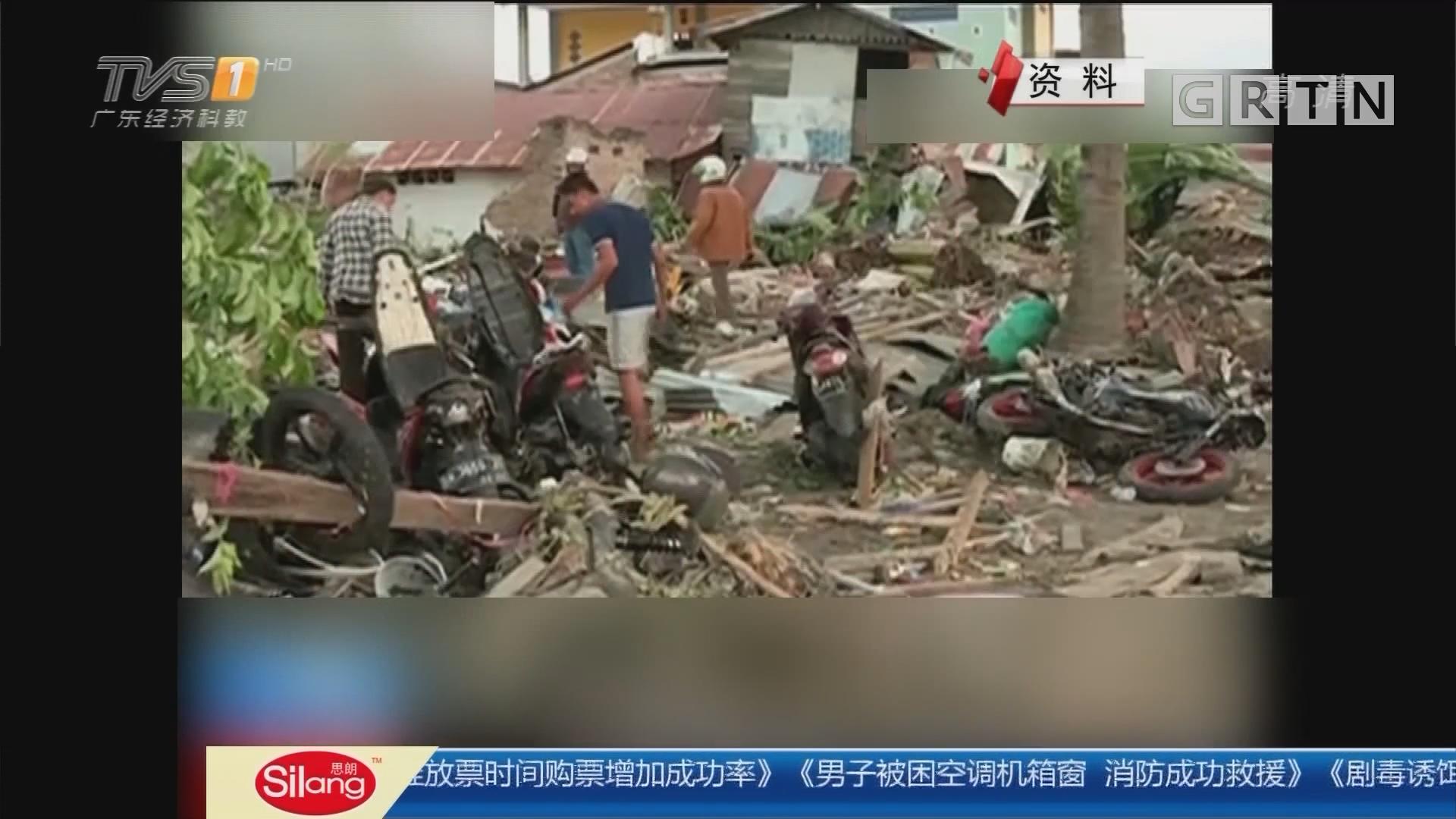 印尼海啸:印尼海啸已致168人死亡 数百人受伤