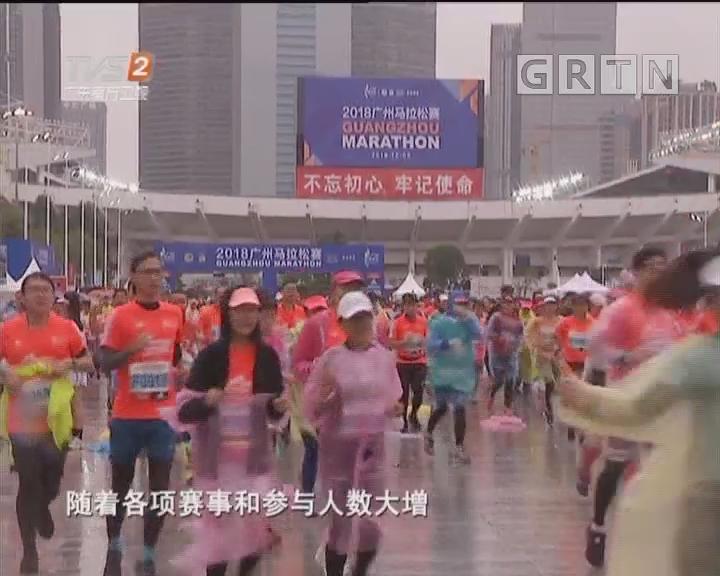 马拉松跑出大市场