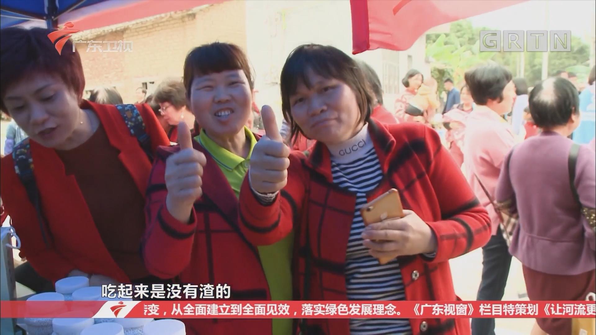 惠州:美食文化节打造特色乡村旅游