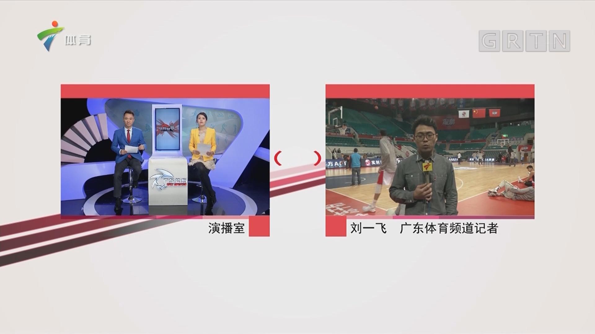 记者连线:时代中国广州vs苏州肯帝亚