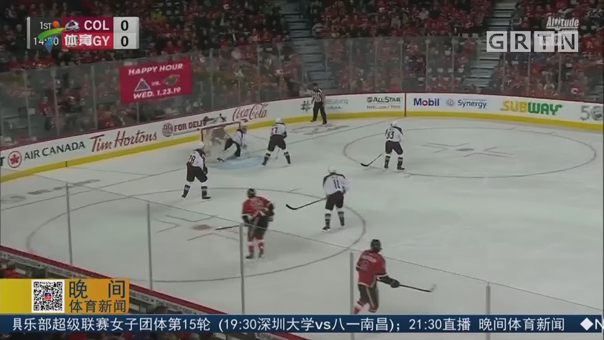 NHL 纳什维尔掠夺者加时击败芝加哥黑鹰