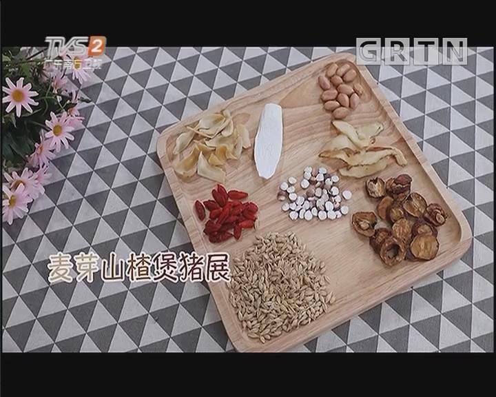 麦芽山楂煲猪展