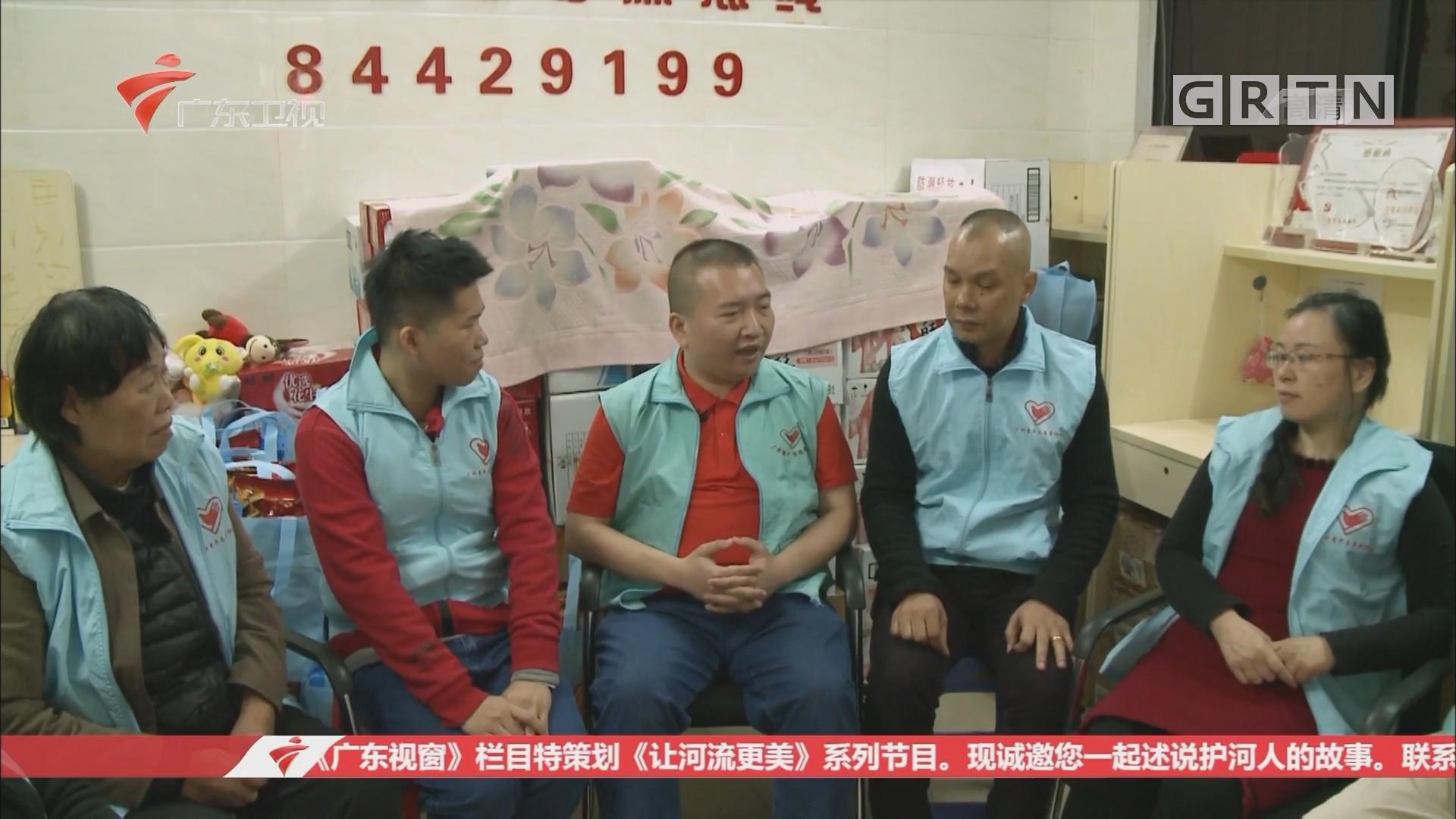 广州:直播改变自己 唱响生命之歌