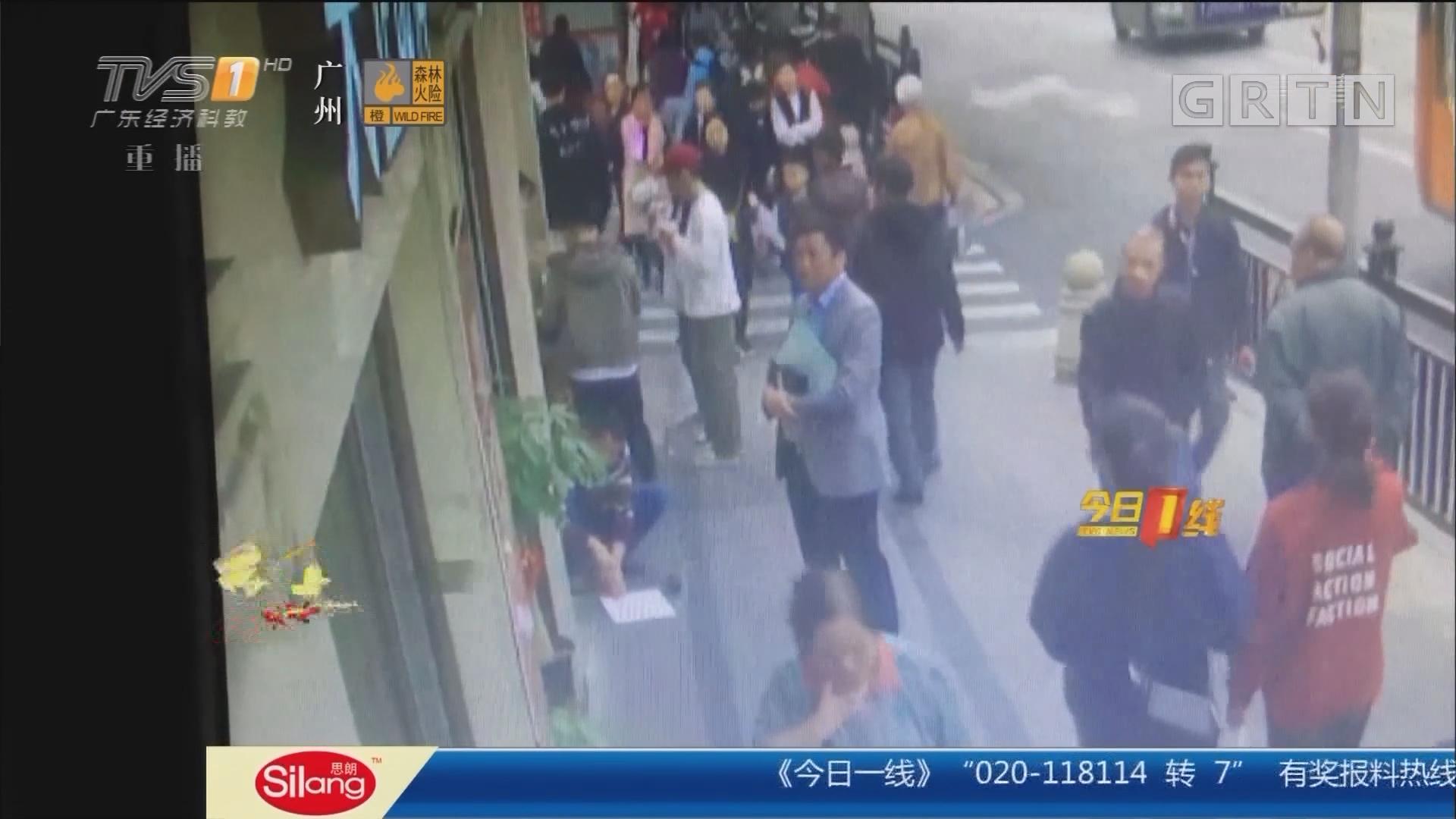 广州海珠:珠宝店铺三次遭断电 损失严重无法经营