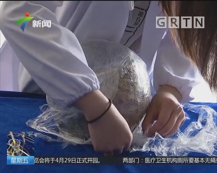 江苏溧阳 春秋古墓出土一坛鸡蛋 距今2500多年