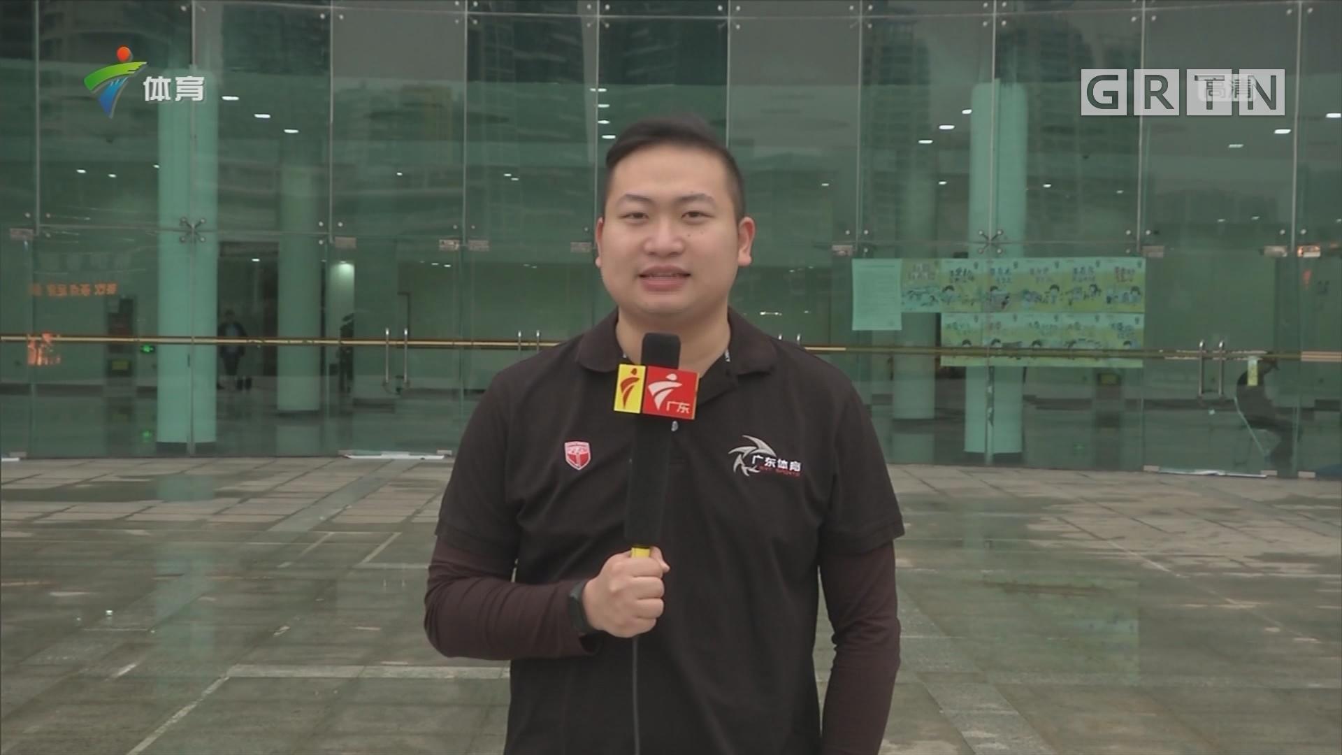 记者连线:2019中国排球超级联赛全明星赛