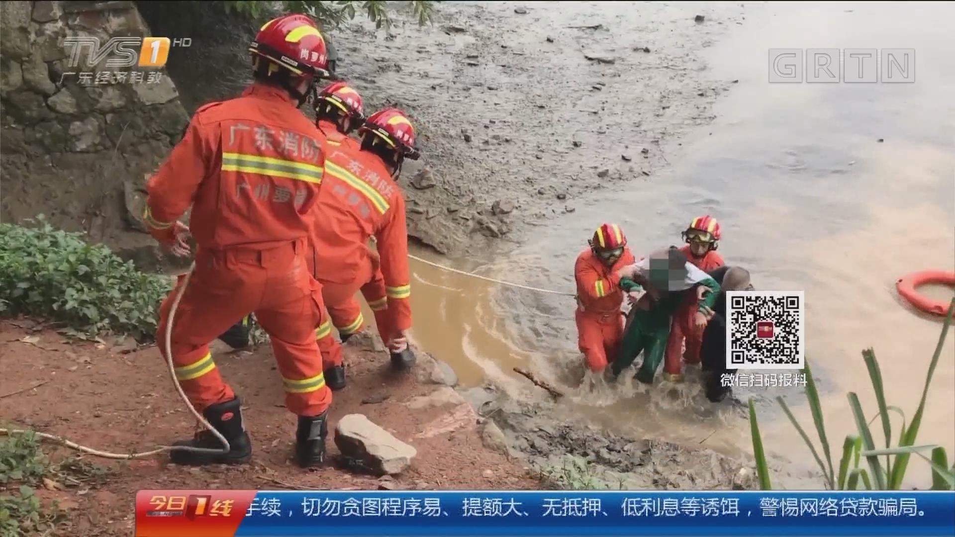 广州:消防救起初三女孩 面对升学如何减压?