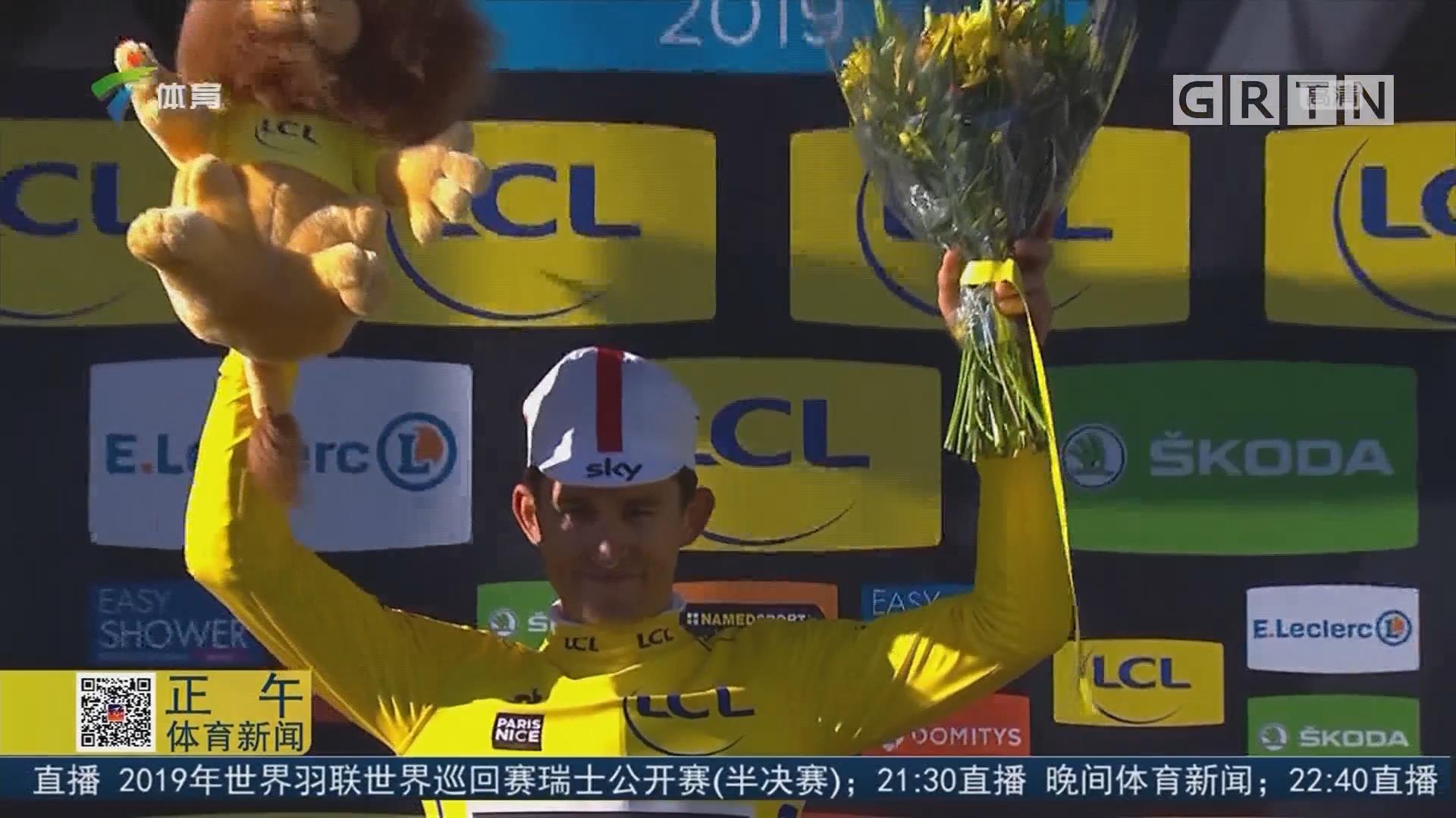 本内特夺得巴黎尼斯赛第六赛段冠军