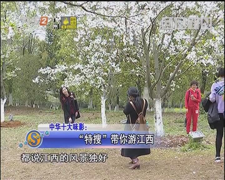"""中华十大味影:""""特搜""""带你游江西"""