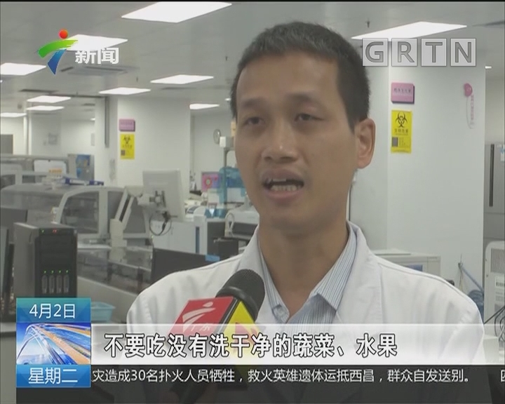 深圳:男童患包虫病 肚子大如孕妇