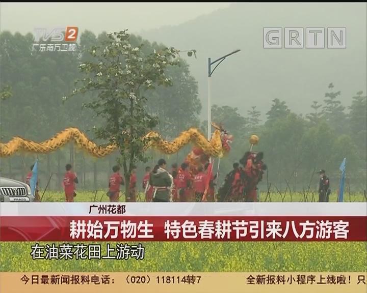 广州花都:耕始万物生 特色春耕节引来八方游客
