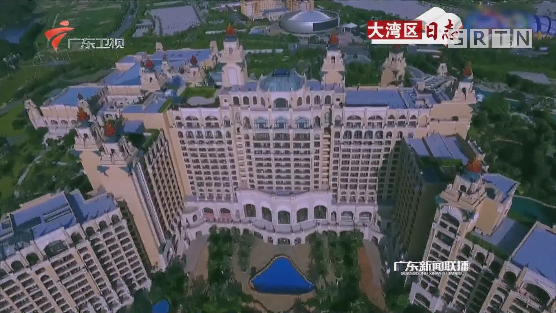 横琴:打造国际休闲旅游岛 构建全域旅游发展新格局