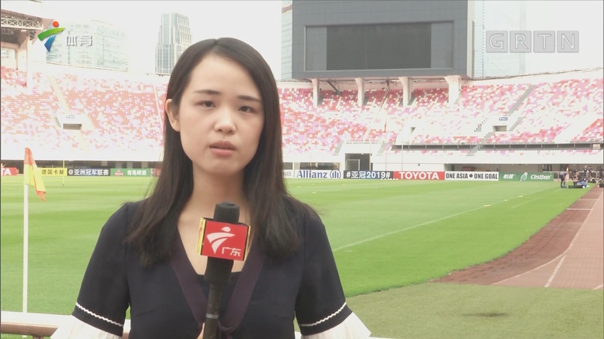 广州恒大VS墨尔本胜利 主教练胸有成竹
