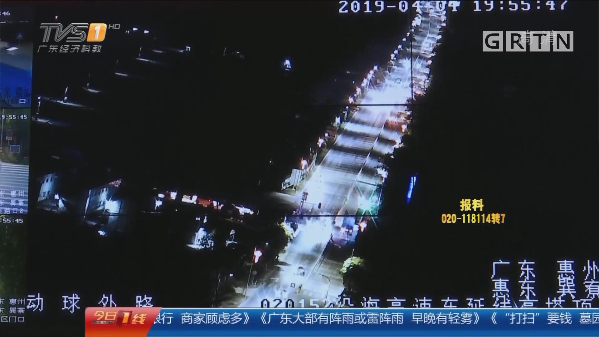 惠州巽寮湾:外来车辆明起将实施单双号限行
