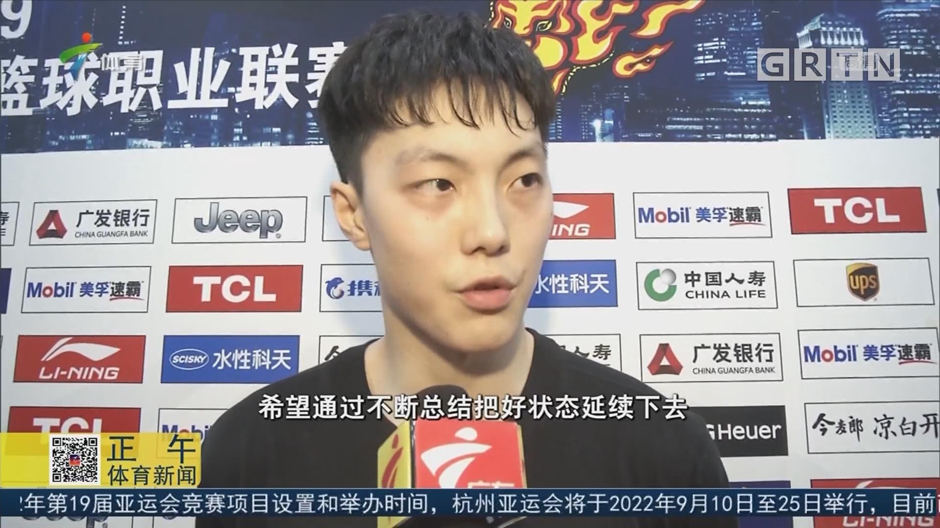 """广东闪电战击垮深圳 胡明轩迎来""""大爆发"""""""