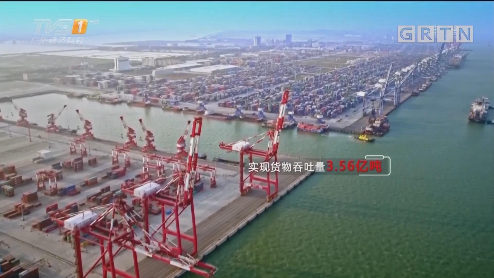 航拍大湾区:广州南沙