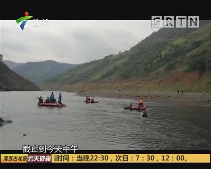 船只侧翻多人落水 船主已被控制