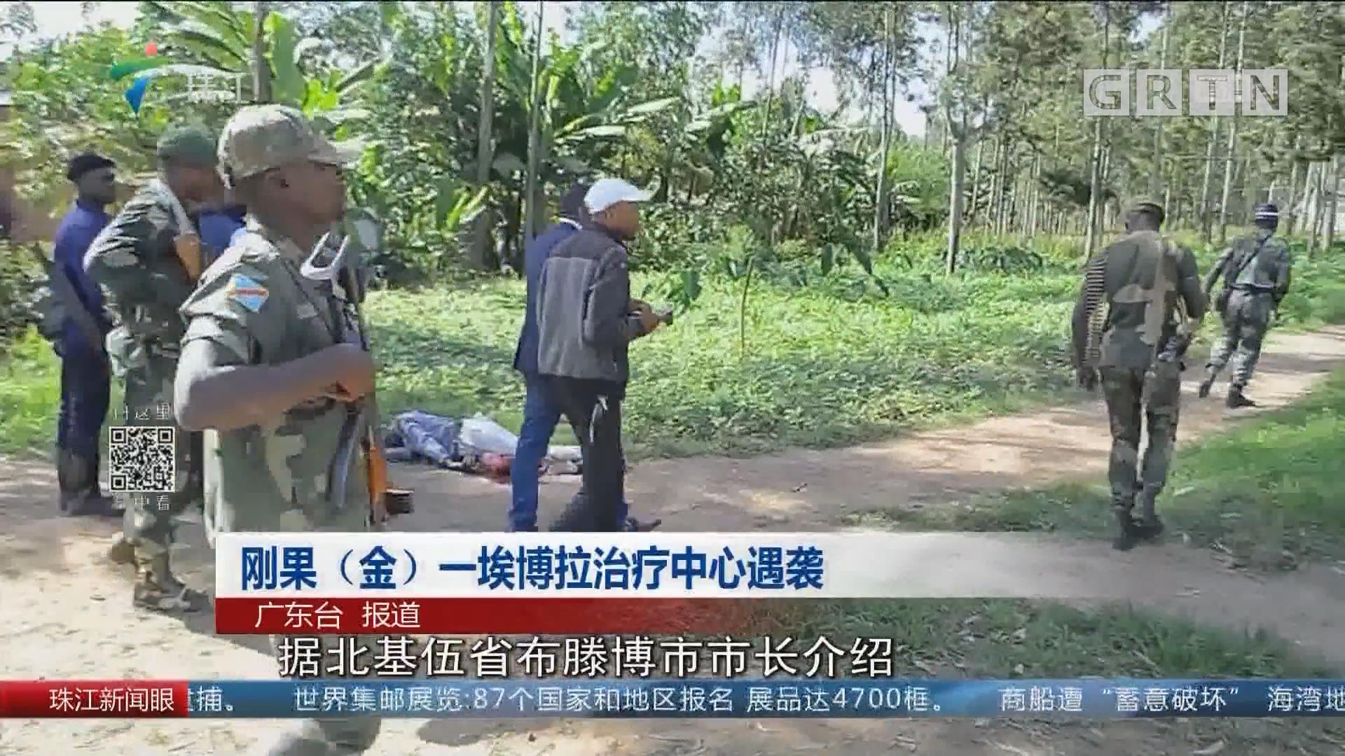 刚果(金)一埃博拉治疗中心遇袭