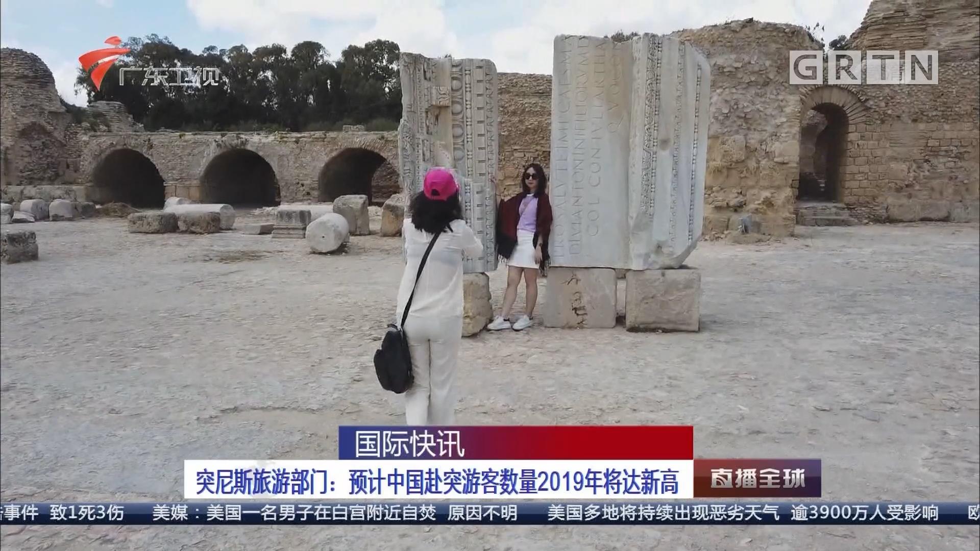 突尼斯旅游部门:预计中国赴突游客数量2019年将达新高