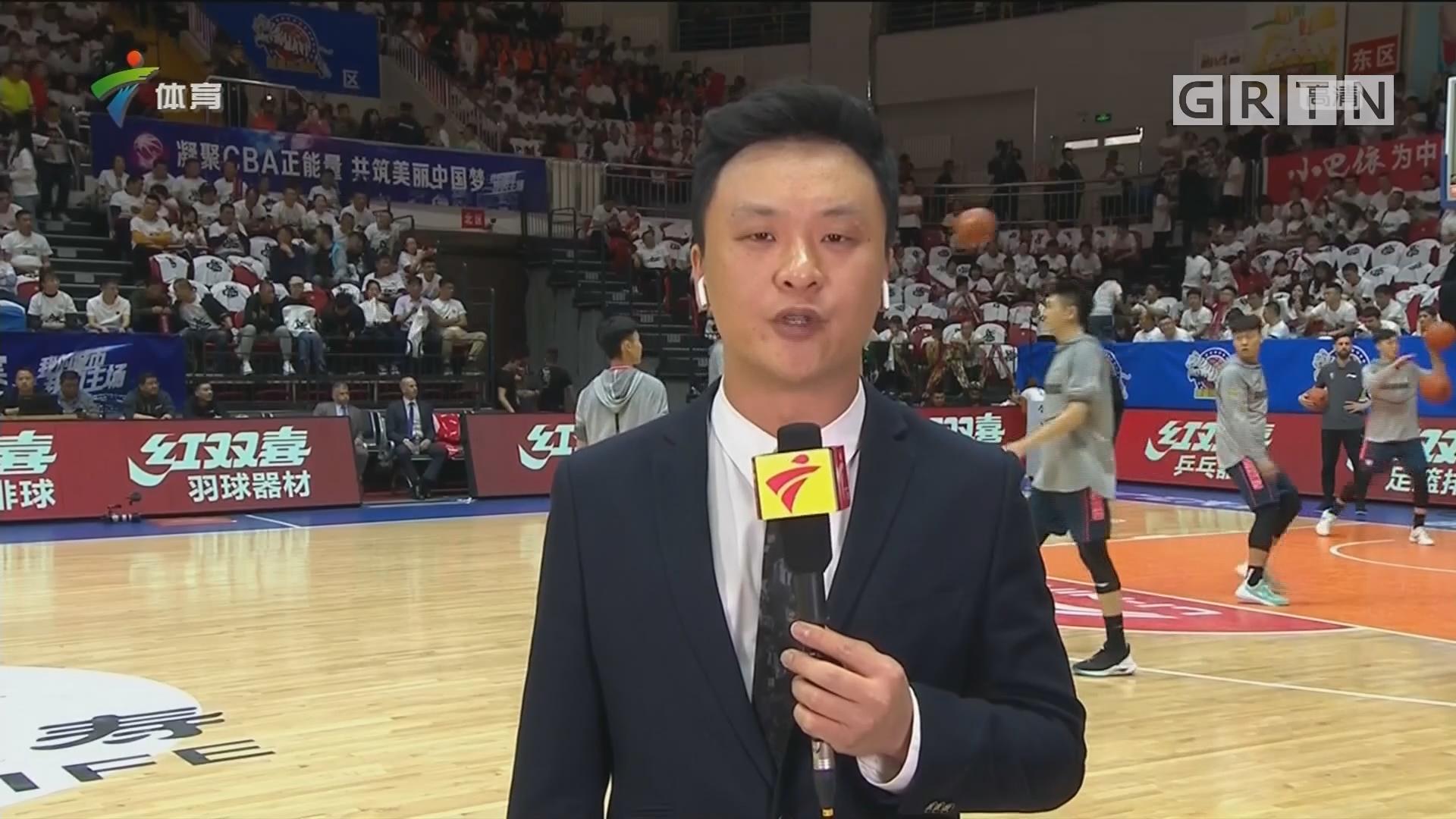 记者连线:新疆广汇汽车vs广东东莞银行