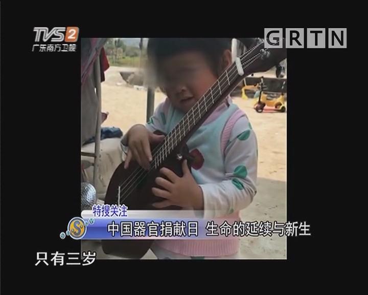 中國器官捐獻日 生命的延續與新生