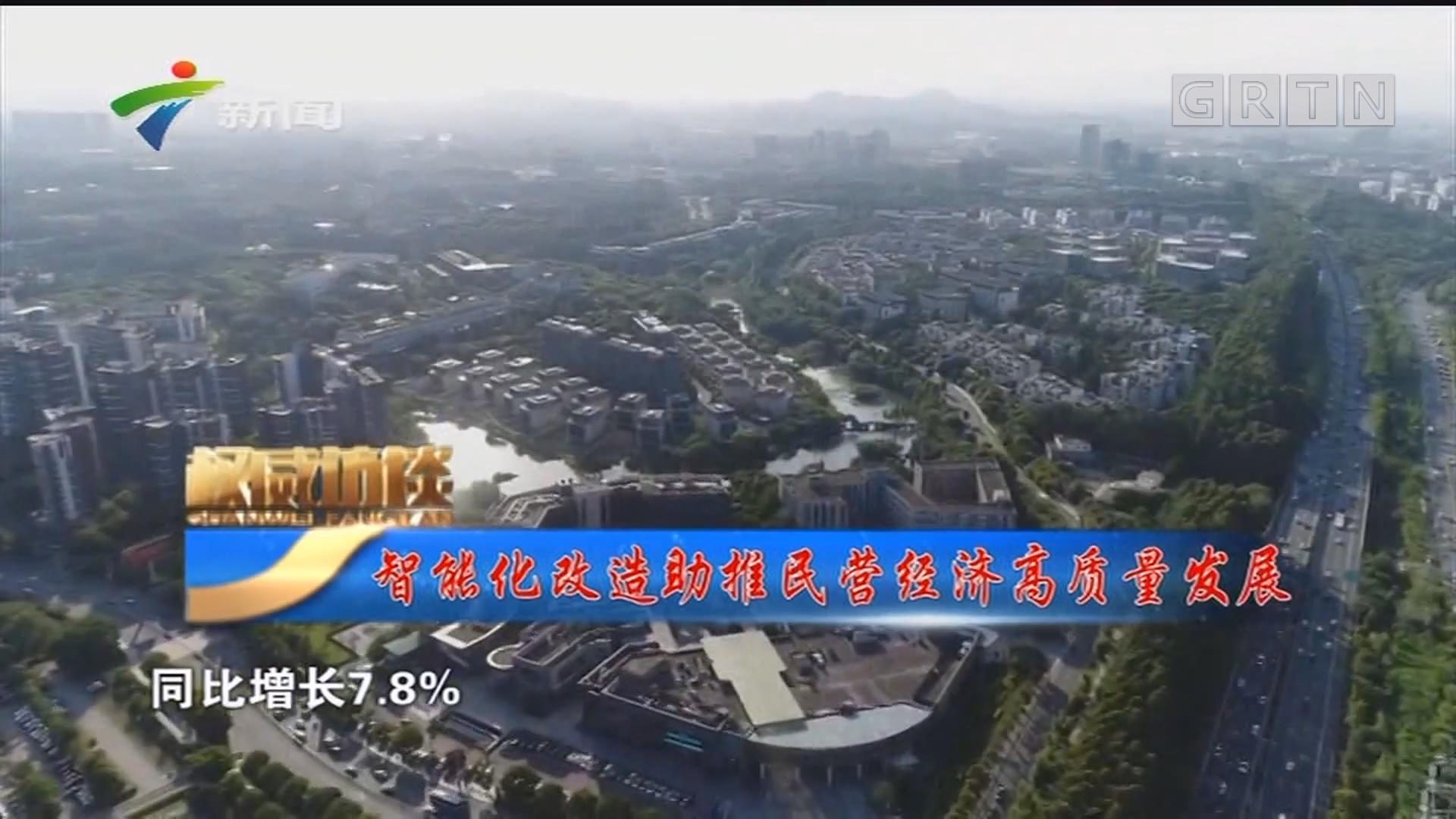 [HD][2019-06-29]權威訪談:智能化改造助推民營經濟高質量發展