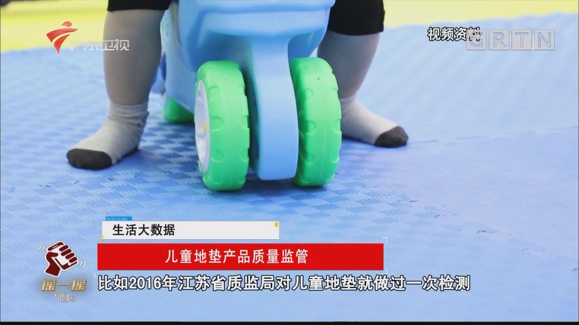 儿童地垫产品质量监管
