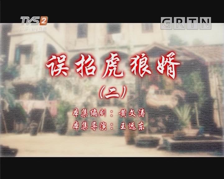 [2019-06-03]七十二家房客:误招虎狼婿(二)