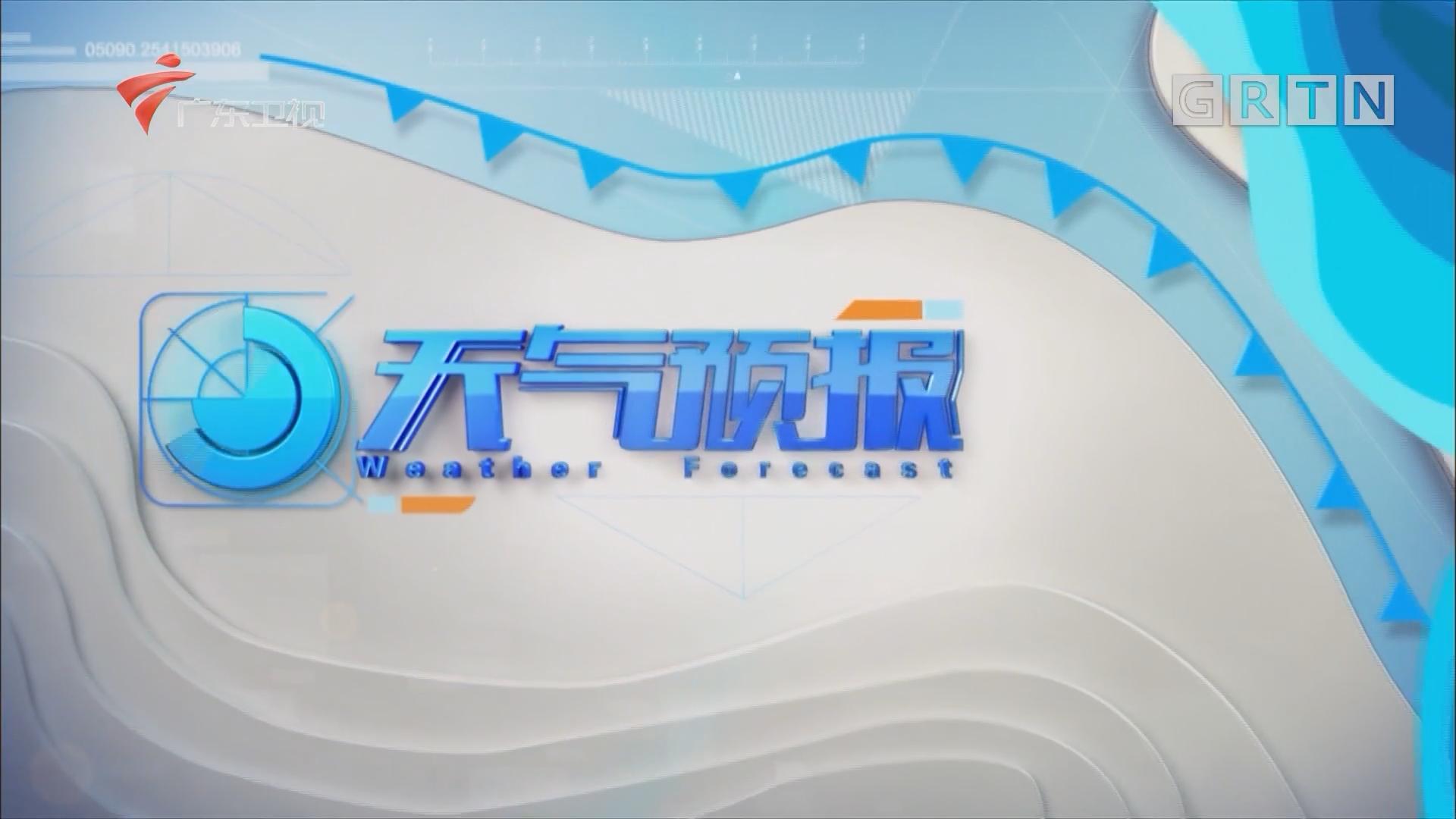 [HD][2019-07-31]广东天气预报