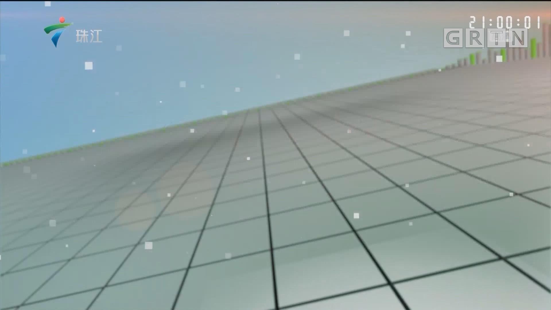 """[HD][2019-07-03]今日关注:广州:逢雨便现""""咬人坑"""" 金新路又致人受伤"""