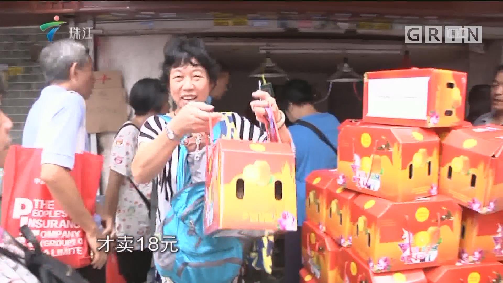 龙津市场节日热度不减