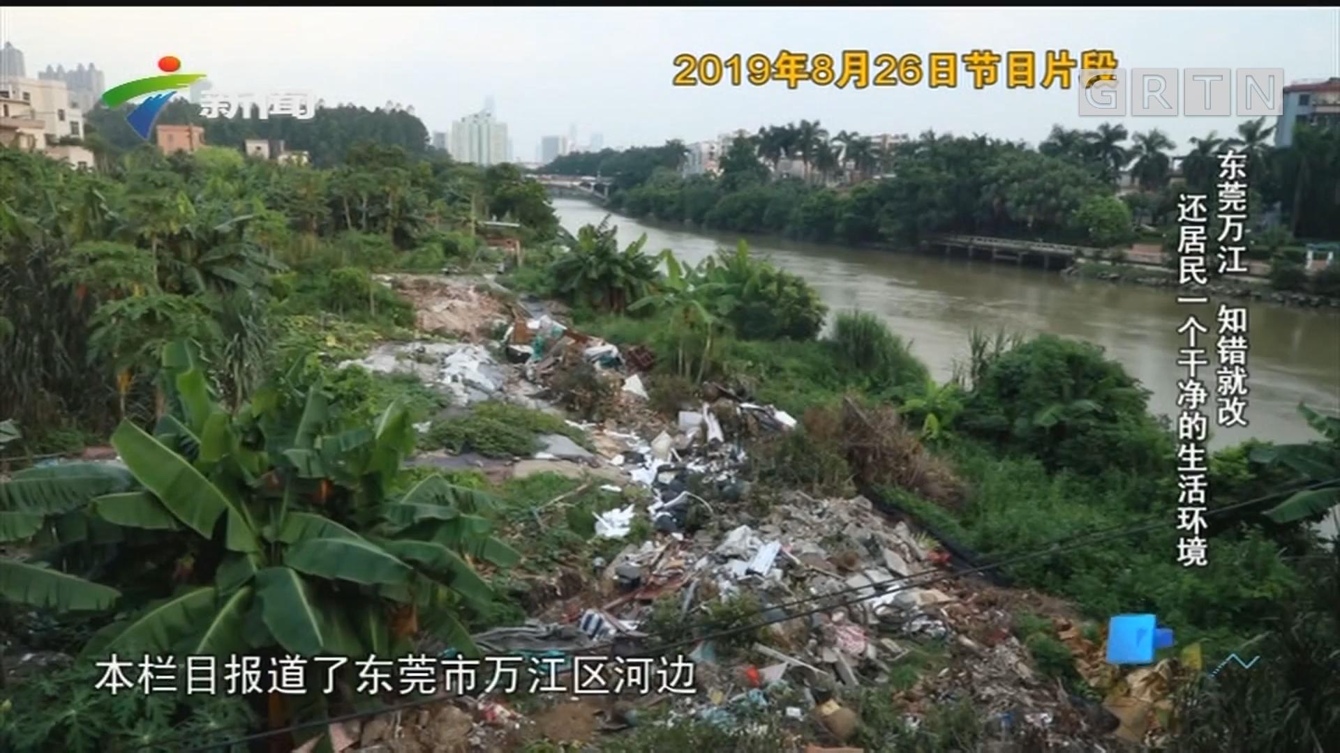 [HD][2019-09-13]社会纵横:东莞万江 知错就改 还居民一个干净的生活环境