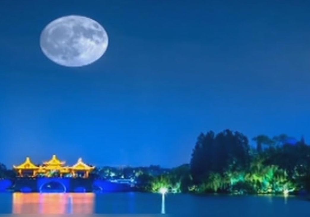 中秋假期 赏月攻略:收好!全国中秋赏月地图来了