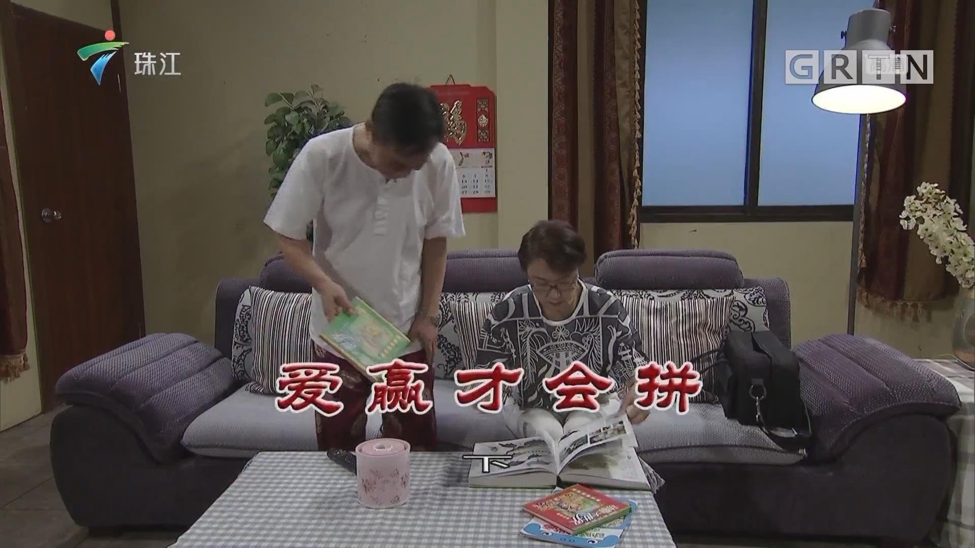 [HD][2019-09-29]外来媳妇本地郎:爱拼才会赢(下)