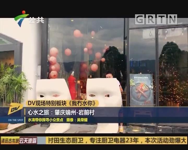 (DV现场)心水之旅:肇庆端州-岩前村