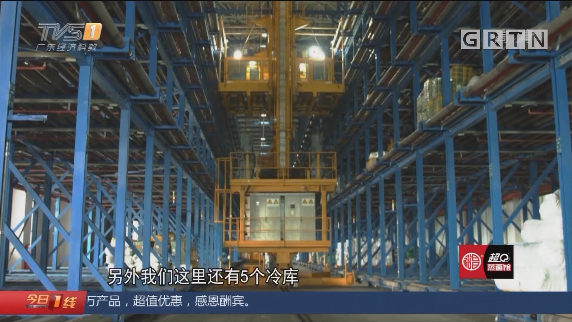 """广州白云机场客货""""两翼齐飞"""" 打造国际航空枢纽"""