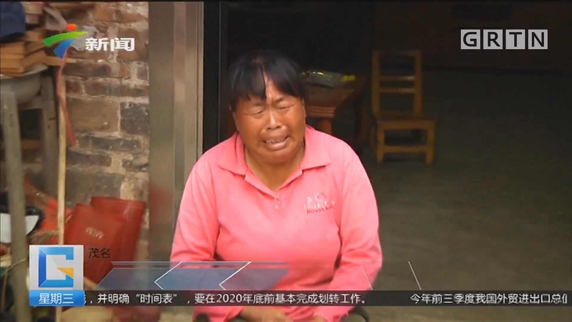 """茂名信宜:沉迷""""扫扫身边的人""""女子疑被拐走 警方介入"""