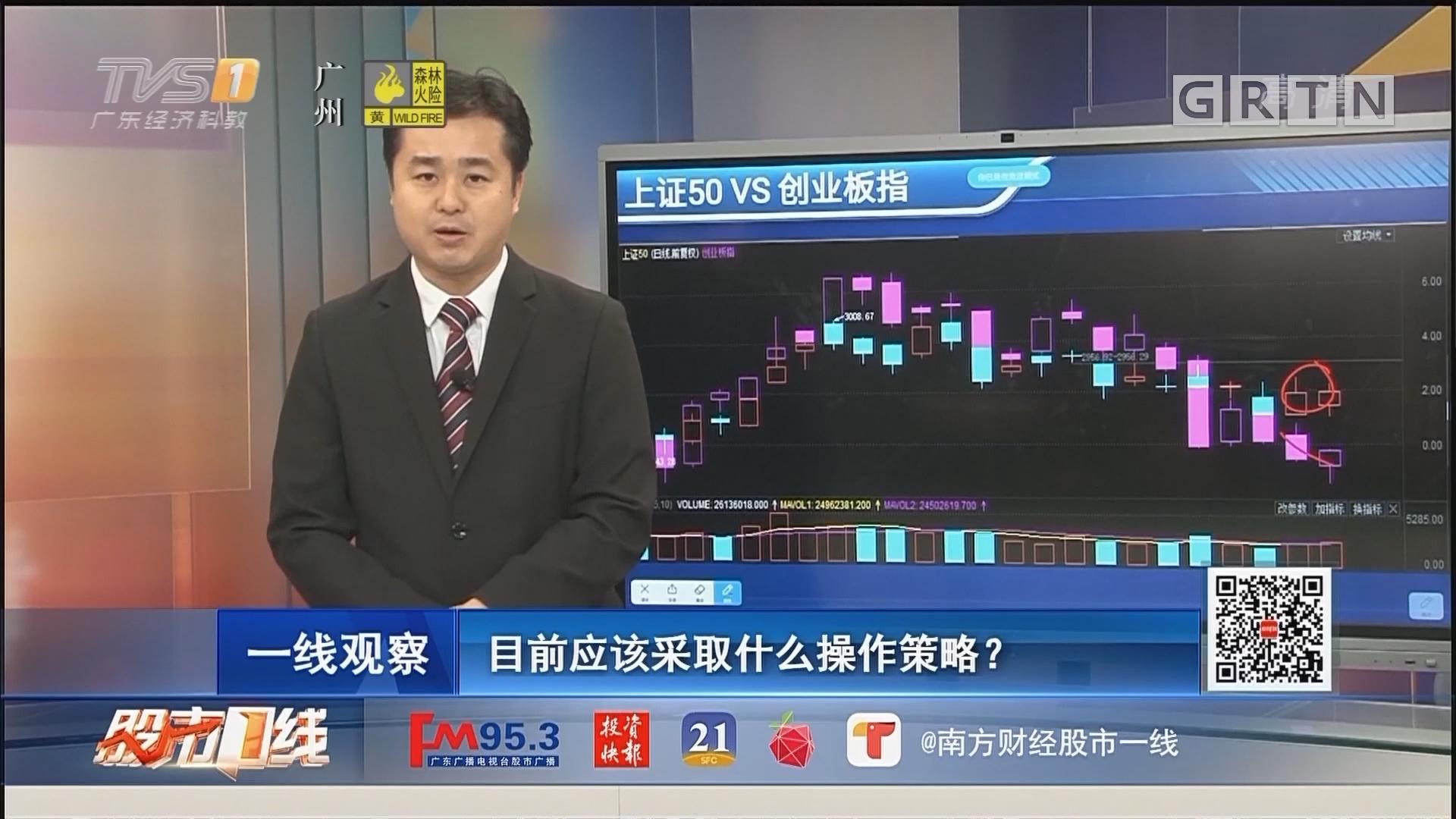 [HD][2019-10-09]股市一线:目前应该采取什么操作策略?