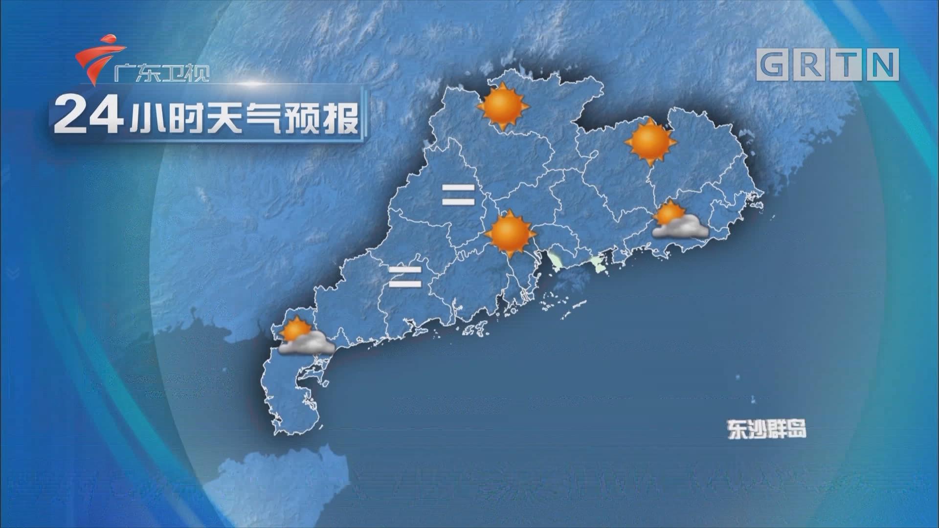 [HD][2019-10-20]广东天气预报