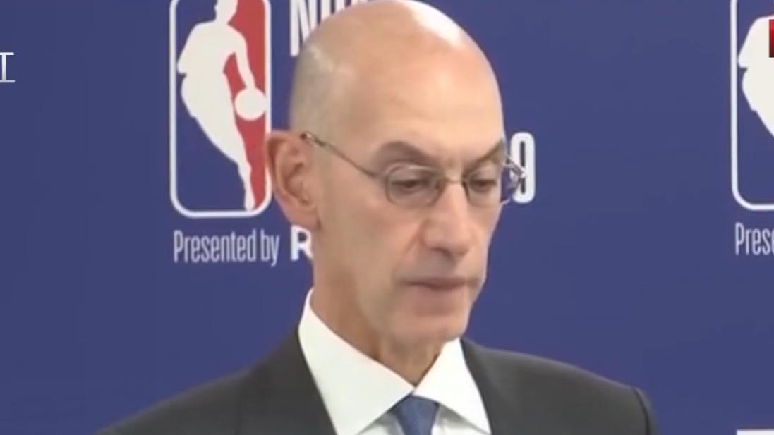 NBA总裁萧华:言论并非道歉 上海球迷之夜活动取消