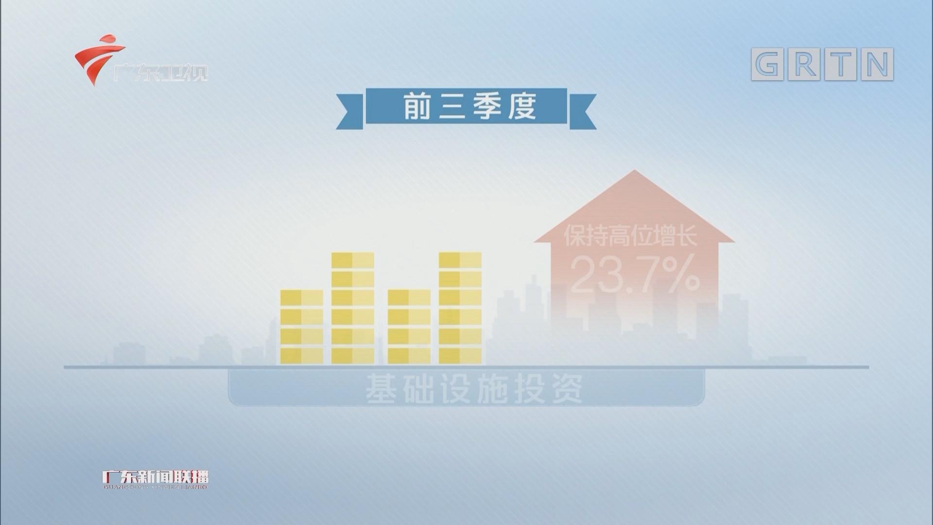 广东:投资高增长 消费升级趋势明显