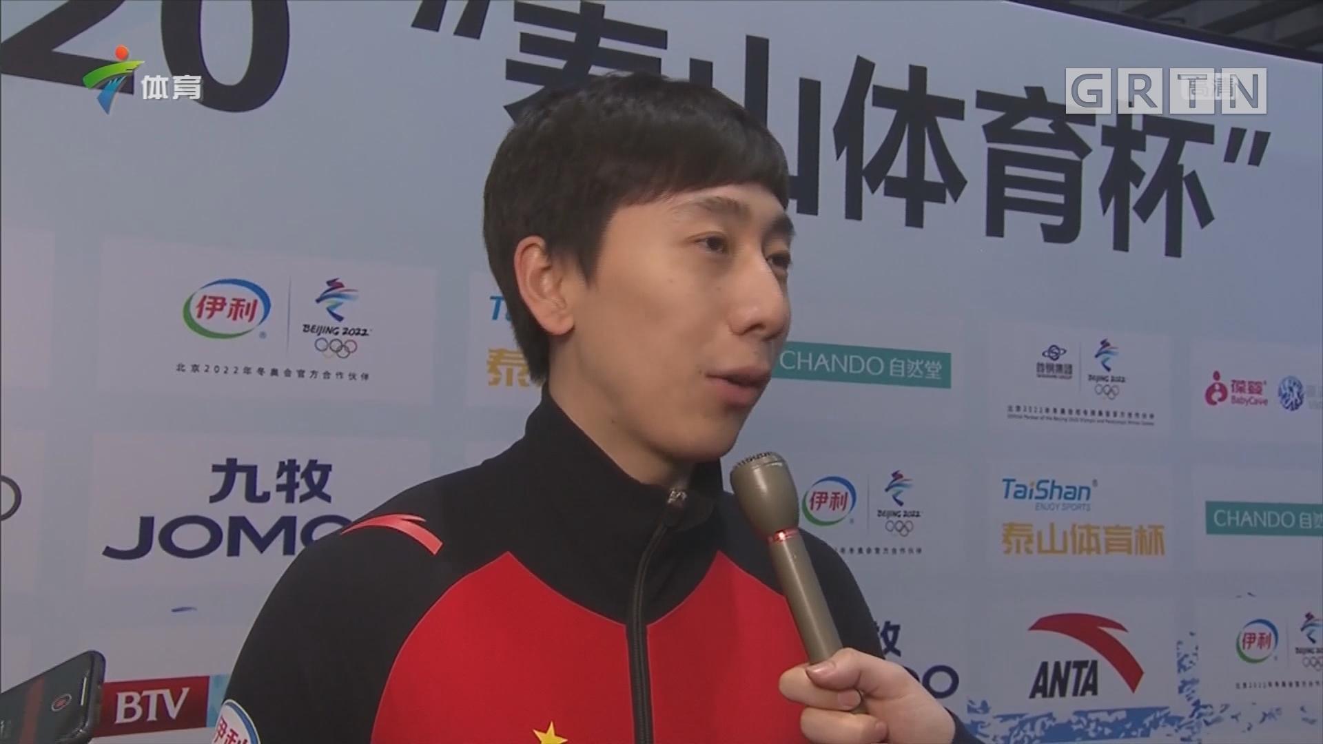 """短道速滑選拔賽 """"二韓""""奪男、女子1500米冠軍"""