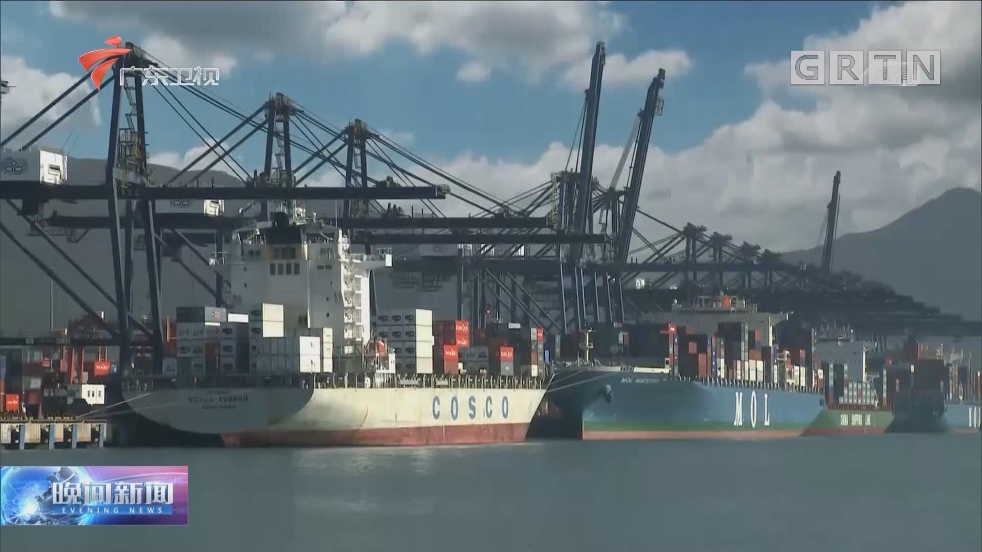 海博会亮点纷呈 海洋经济推动多领域发展 盐田港:第四代港码头领先全球水平5至10年